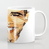 obama Mugs featuring ICONS: Obama by LeeandPeoples