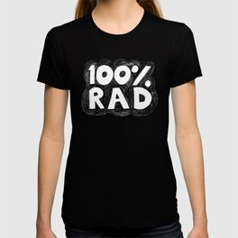 100 % RAD Pattern T-shirt