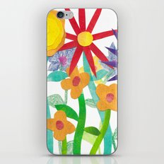More Flowers iPhone & iPod Skin