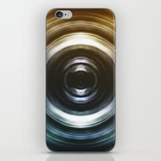From Day to Night iPhone & iPod Skin