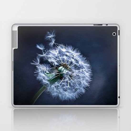 Dandelion Blues Laptop & iPad Skin