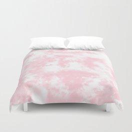 Pink Tie Dye & Batik Duvet Cover