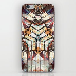 Tree of Music Cassettes iPhone Skin