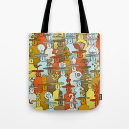 Illusionist Congress Tote Bag