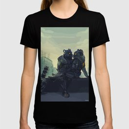 fallout love T-shirt