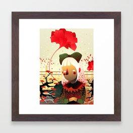 Golly, Sandra Framed Art Print