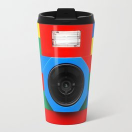 VINTAGE LEGO CAMERA Travel Mug