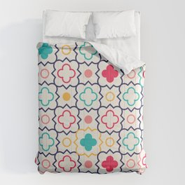 Cute Eastern Pattern Comforters