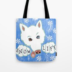 Snow Life Tote Bag
