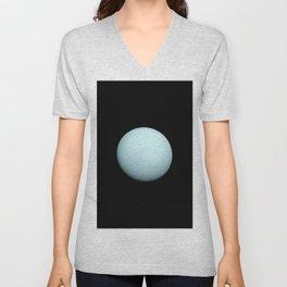 Nasa Picture 9: Uranus Unisex V-Neck