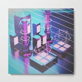 20160522 | RETRO Metal Print