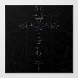 Noctialis Canvas Print