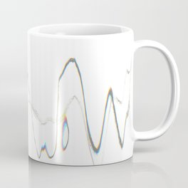 Scanner Drawing Coffee Mug