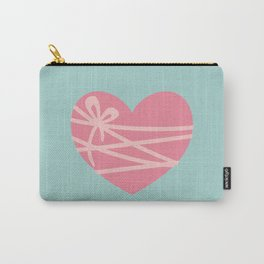 Heartstrings Carry-All Pouch