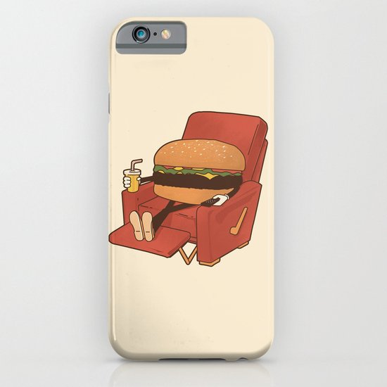 Lunch Break. iPhone & iPod Case
