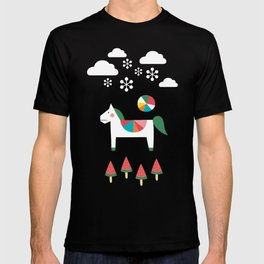 The Snowy Day T-shirt