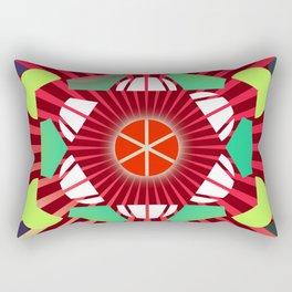 Metatron's Cube2 Rectangular Pillow