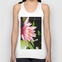 relax Tank Tops featuring Relax by Enri-Art