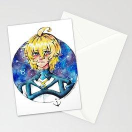 ONS Zodiac Series: Mikaela Stationery Cards