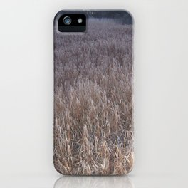More Dead Reeds iPhone Case