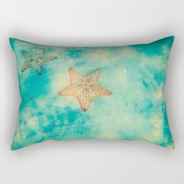 The star of the sea Rectangular Pillow