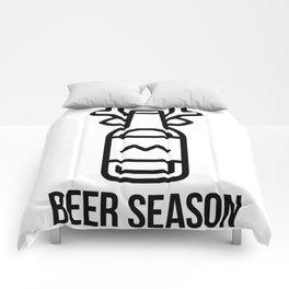 Beer Season Comforters