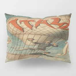 Up In the Air Pillow Sham