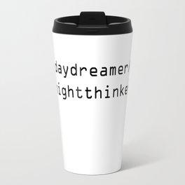 daydreamer / nightthinker Travel Mug