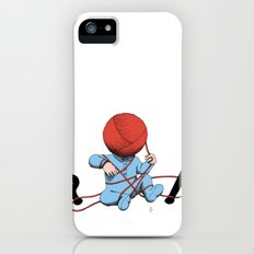Mankind iPhone (5, 5s) Slim Case