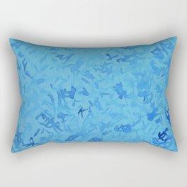 AquaBrush Rectangular Pillow