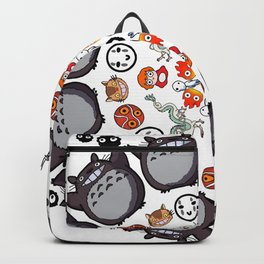 STUDIO GHIBLI MANDALA Backpack