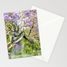 Jacaranda Spirit Stationery Cards