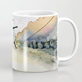 Slackline Coffee Mug