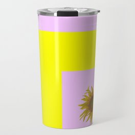 sunflower decor Travel Mug