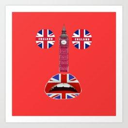England's Finest Art Print