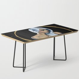 Eclipse Moon Goddess Coffee Table