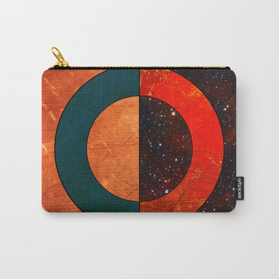 Abstract #129 Carry-All Pouch