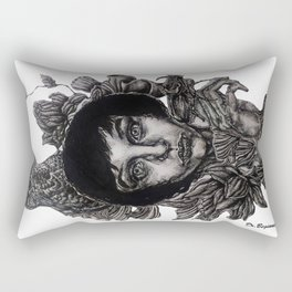 Nature By Davy Wong Rectangular Pillow