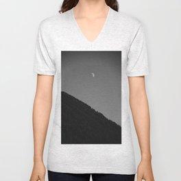 Moon Babe Unisex V-Neck