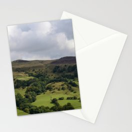 View Over Whirlaw Stationery Cards
