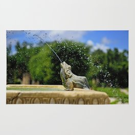 Secret Garden Splashes Rug