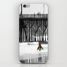 Surfing lifestyle    iPhone & iPod Skin