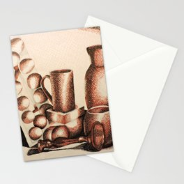 Saturated Stationery Cards
