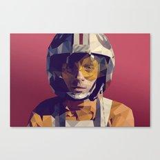Red Five (Luke) Canvas Print