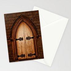 Forbidden Door Stationery Cards