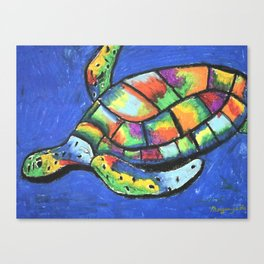 SeaTurtle Canvas Print