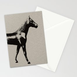 Old Wooden Horse Stationery Cards