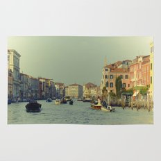 Venice, Grand Canal 1 Rug