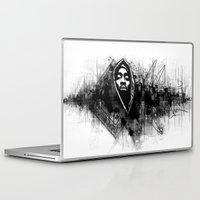2pac Laptop & iPad Skins featuring 2Pac Illustration by Skillmatik by Mr Skillmatik