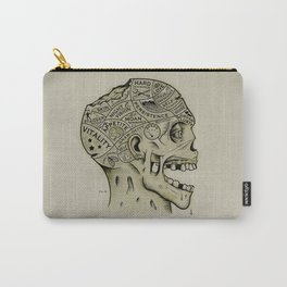 Zombie Phrenology Carry-All Pouch